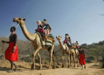 Kenya Luxury Lodge And Camel Safari