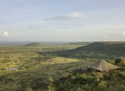 Loisaba House - Northern Laikipia