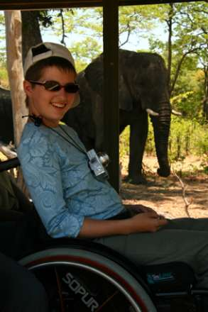 Disabled Traveller's Safaris