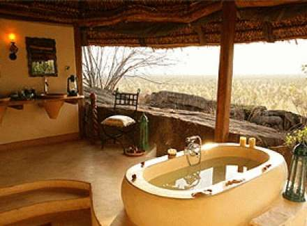 Elsa's Private House - Meru National Par
