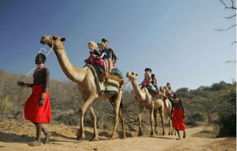 6 Night Kenya Luxury Lodge And Camel Safari