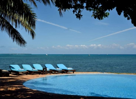 Fumba Beach Lodge - south west Zanzibar