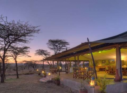 KICHECHE BUSH CAMP - MASAI MARA