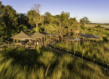 Little Vumbura Camp - Kwedi Concession - Okavango Delta