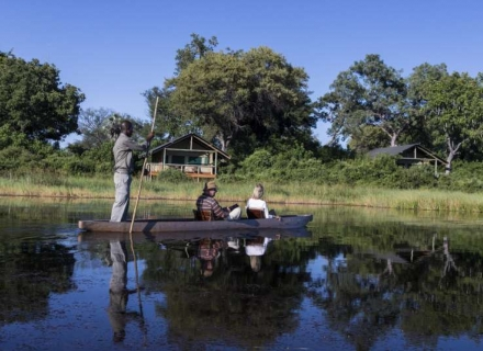 Seba Camp - Abu Concession - Okavango