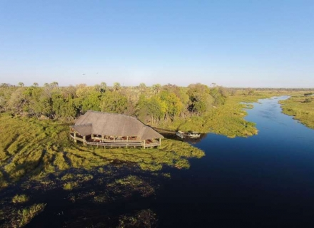 Moremi Crossing - Chief's Island - Okavango Delta