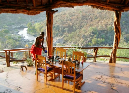 Sabuk Lodge - northern Laikipia