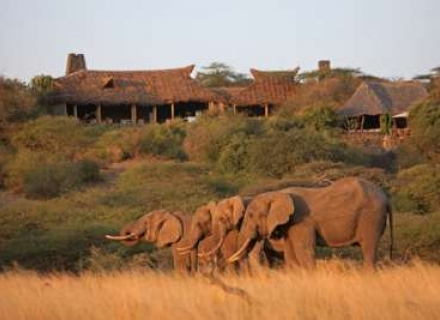 Ol Donyo Safari Lodge - Chyulu Hills