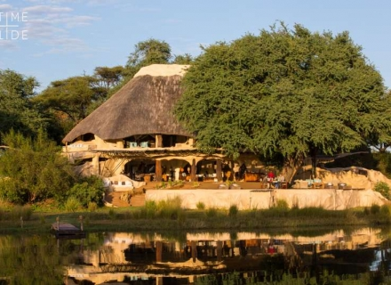 Chongwe River House - Lower Zambezi National Park