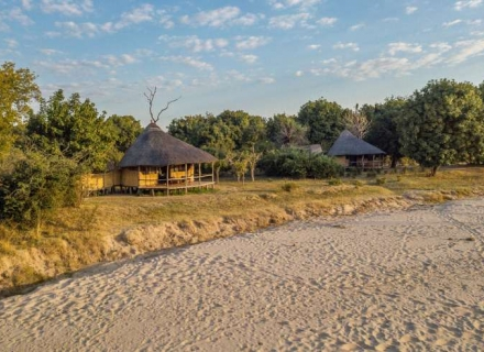 Nsolo Bush Camp - South Luangwa National Park