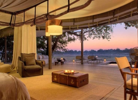 chinzombo - South Luangwa National Park