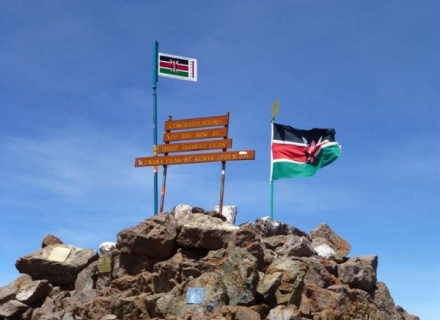 4 and 6 Night Itineraries - Climb Mount Kenya!