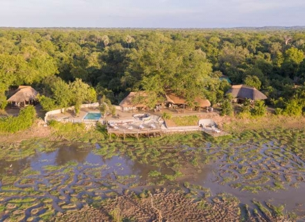 Kafunta River Lodge - South Luangwa National Park
