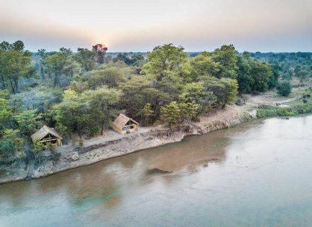 Mwaleshi Camp - South Luangwa National Park