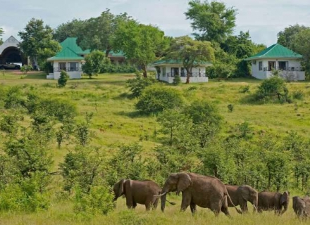 Chichele Lodge - South Luangwa National Park