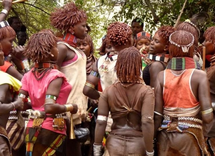 16 day Tribal Cultures of Ethiopia