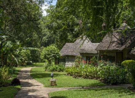 Lake Duluti Lodge - Arusha