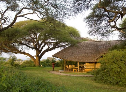Elewana Tortilis Camp - Amboseli National Park