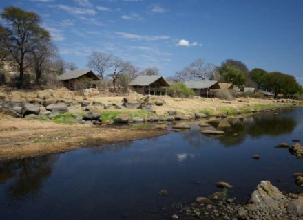 Ruaha River Lodge - Ruaha National Park