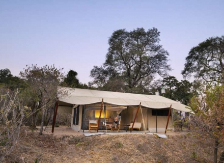 Asilia Kwahilia Camp - Ruaha National Park