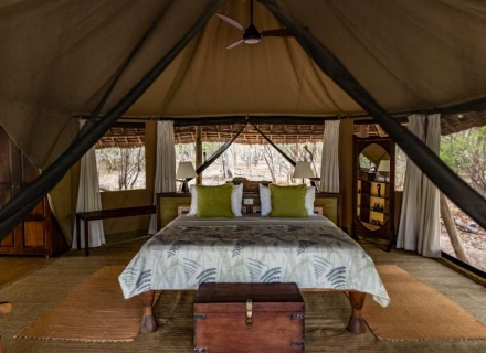 Siwandu Camp - Selous Game Reserve