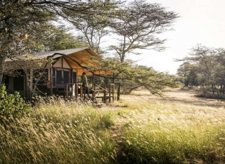 Sanctuary Kusini Camp - southern Serengeti