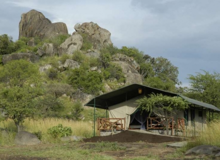 Mbuzi Mawe Camp - central Serengeti