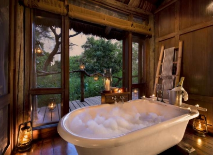 &Beyond Lake Manyara Tree Lodge - Lake Manyara National Park