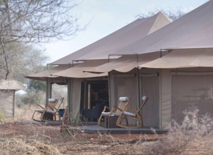 Kichugu Camp - Tarangire National Park