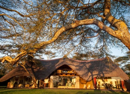 Solio Lodge - Laikipia