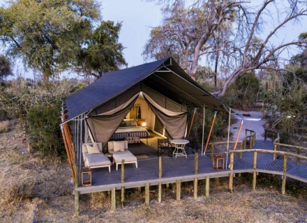 Gometi Plains Camp - Okavango Delta