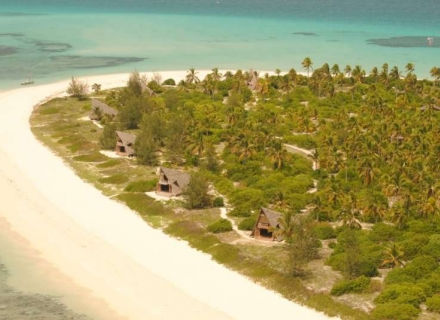 Fanjove Private Island - Songo Songo
