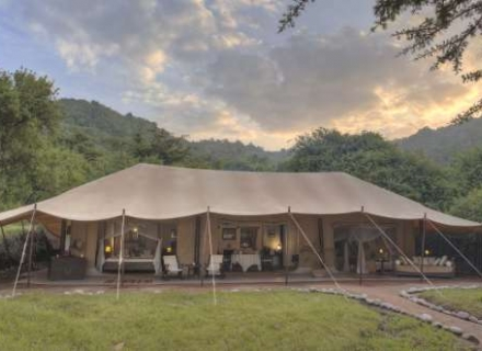 Cottar's 1920s Safari Camp