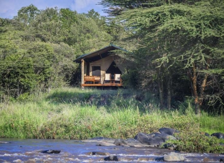 Karen Blixen Camp - Mara North Conservancy - Masai Mara