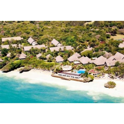 Leopard Beach Resort and Spa - Diani Bea