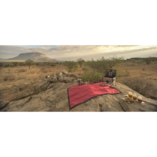 Saruni Samburu - Kalama Community Wildlife Conservancy - Samburu