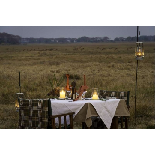 Busanga Bush Camp - Kafue National Park