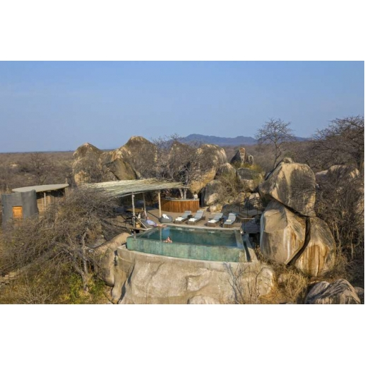 Asilia Jabali Ridge - Ruaha National Park