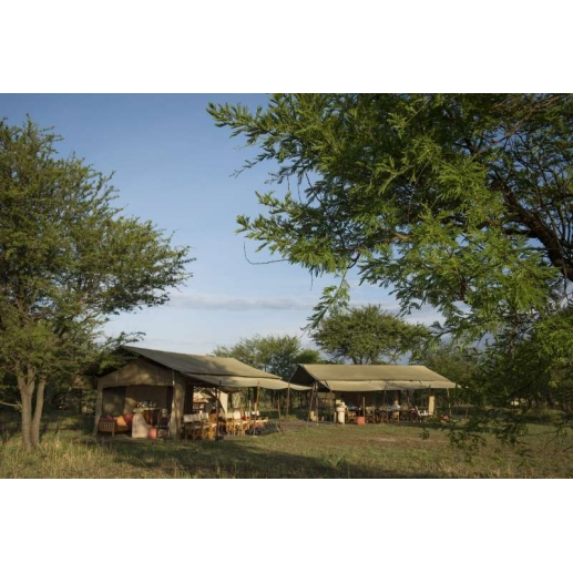 Asilia Ubuntu Migration Camp -Serengeti National Park