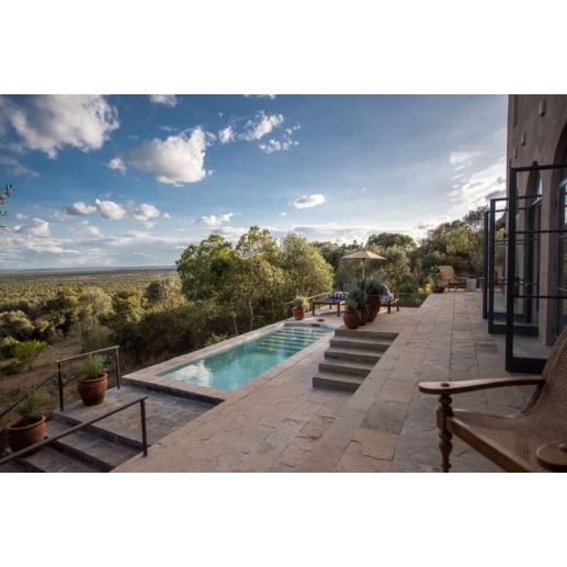 Governors' Mugie House - Mugie Conservancy - Laikipia