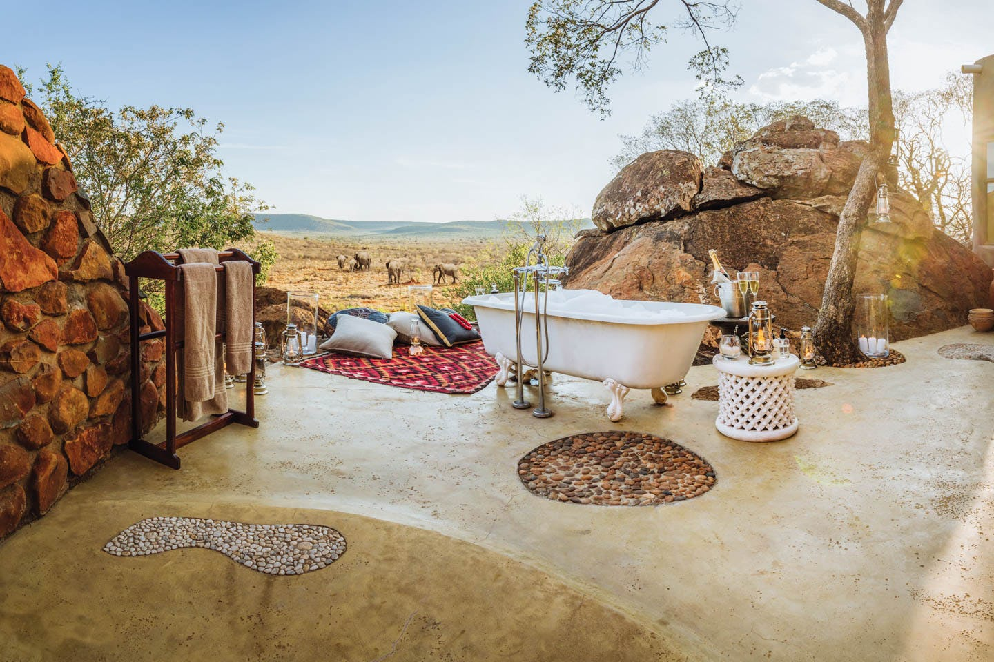 Madikwe Hills Private Game Lodge - Madikwe - South Africa