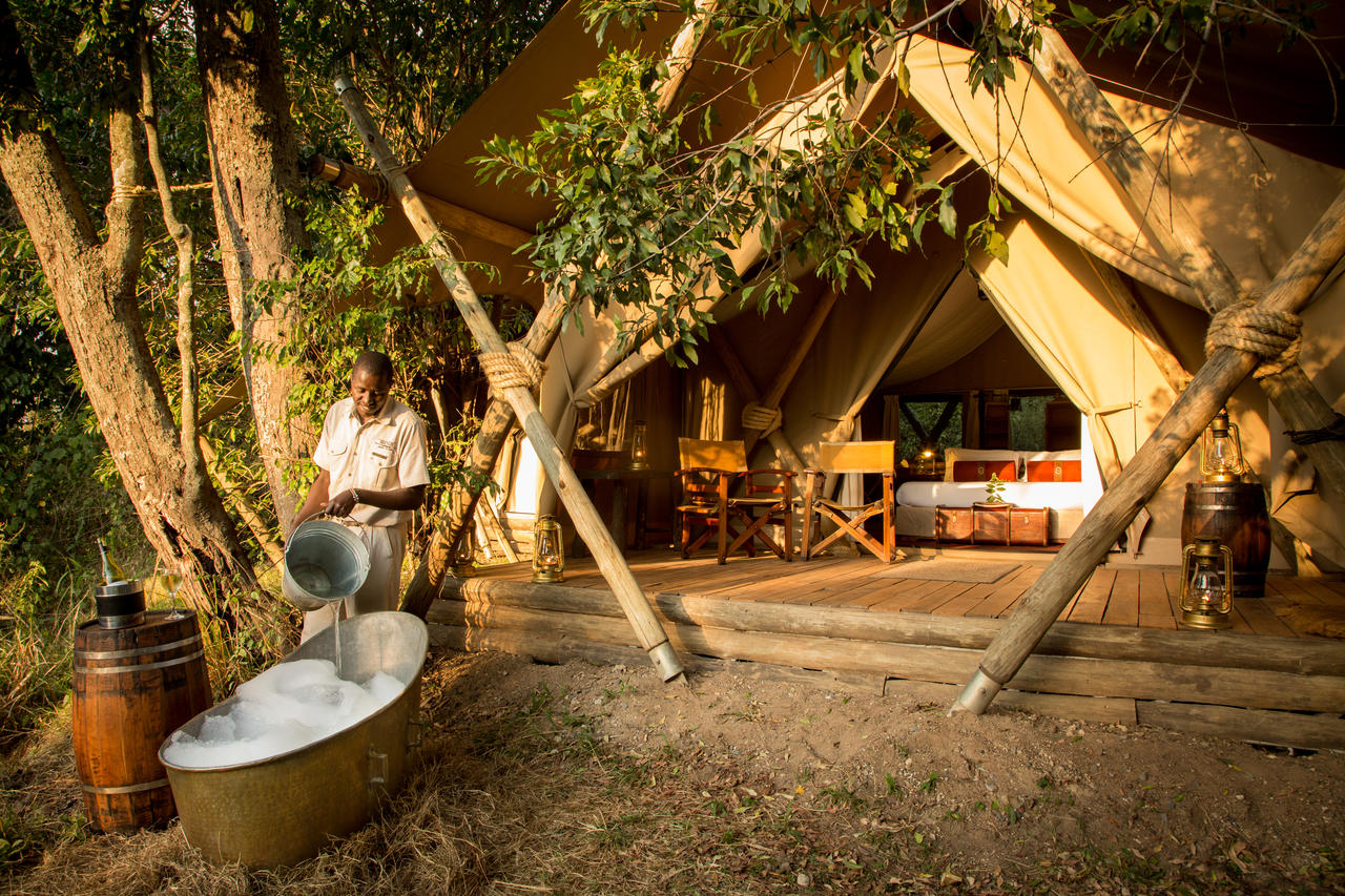 Mara Expeditions Camp - Masai Mara - Kenya
