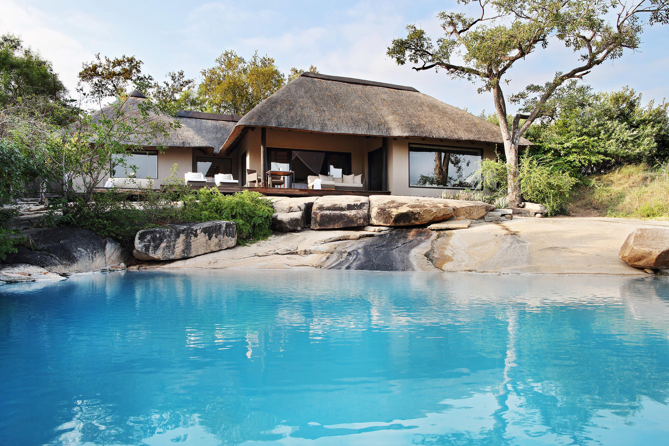 Londolozi Private Granite Suites - Sabi Sand