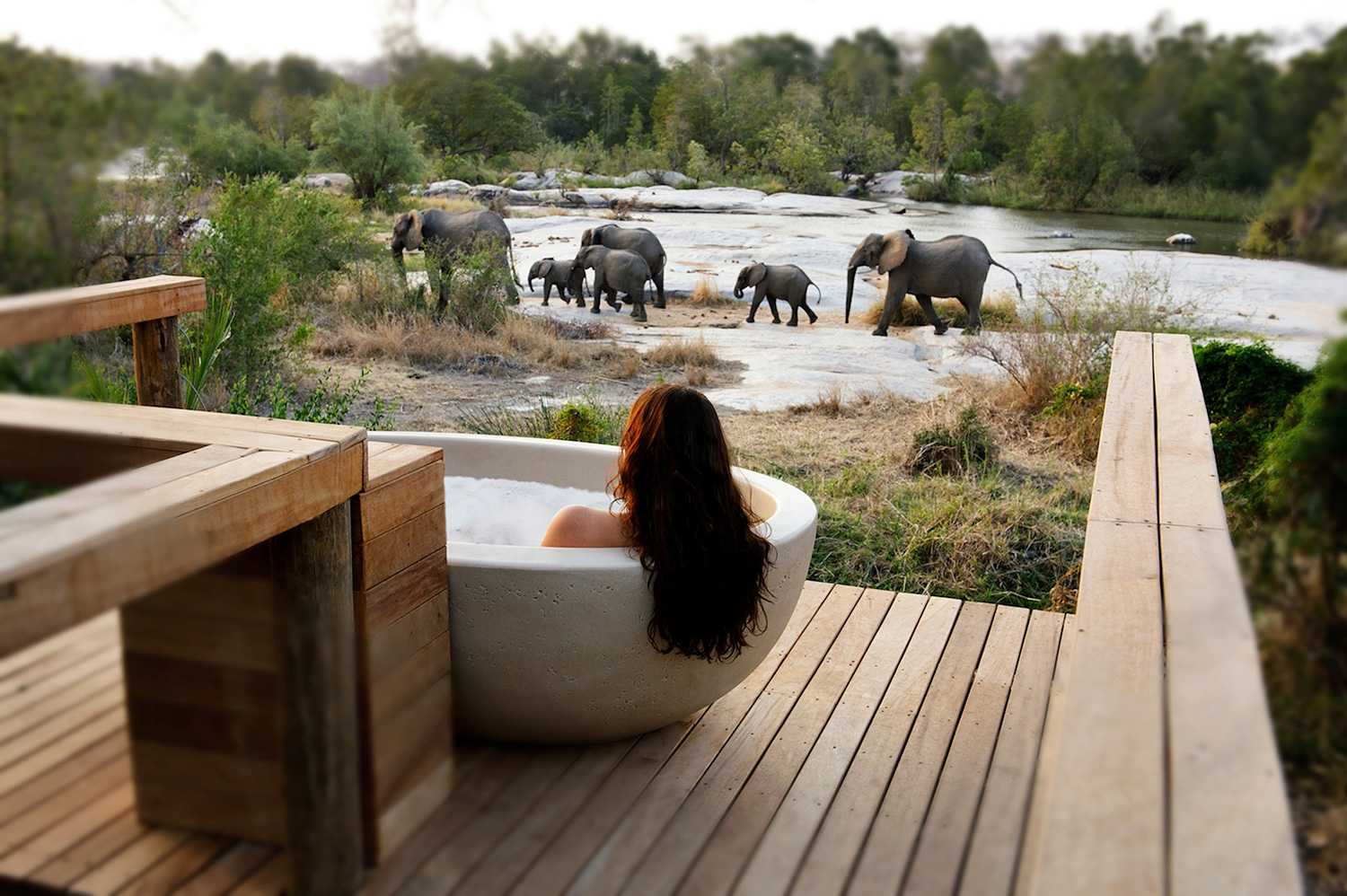 Londolozi Private Granite Suites - South Africa