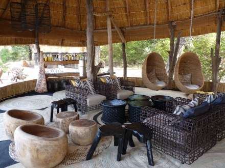 Chamilandu Bushcamp - South Luangwa Nati