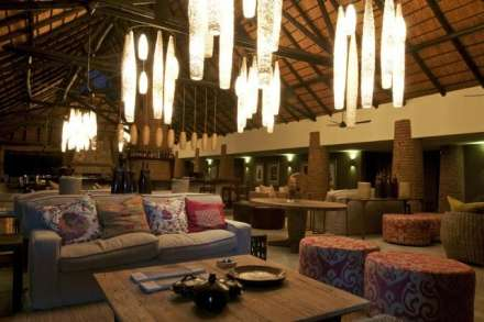 Mfuwe Lodge - Mfuwe - South Luangwa Nati