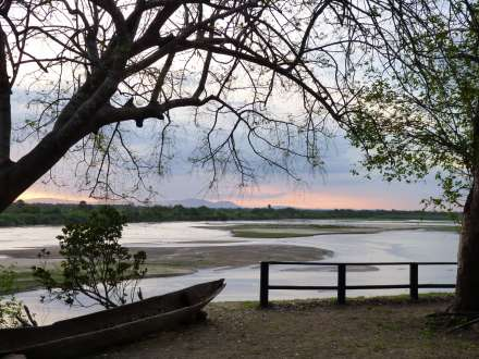 Rufiji River Camp - Selous Game Reserve