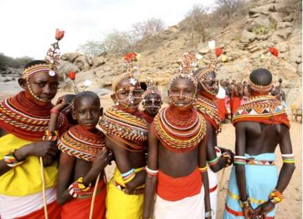 Sasaab Camp - Samburu