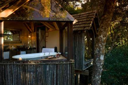 SOUTH AFRICAN TREEHOUSES