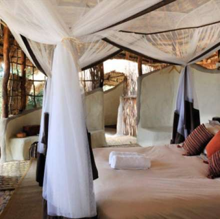 Tsika Island Camp - Lower Zambezi NP